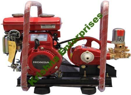 Honda power sprayer gk 200 engine